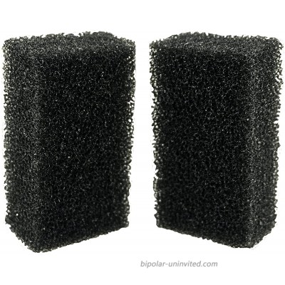 Bickmore Felt Hat Cleaning Sponge - Perfect for Western Cowboy Cowgirl Hats & More Black at  Women's Clothing store