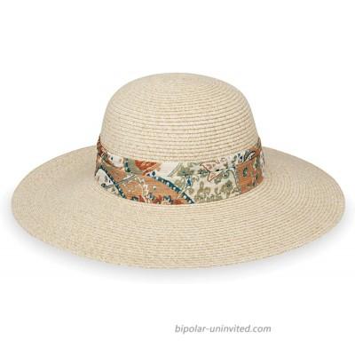 Wallaroo Hat Company Women's Mia Sun Hat - White Beige – UPF 50+ at  Women's Clothing store