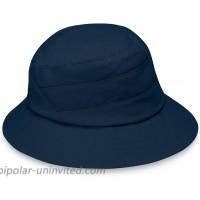 Wallaroo Hat Company Women's Taylor Sun Hat – UPF 50+ Adjustable Ready for Adventure Designed in Australia Navy at  Women's Clothing store