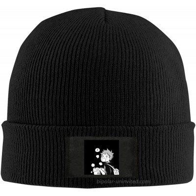 Haikyu!! Knit Hat Cap The in  Black at  Men's Clothing store