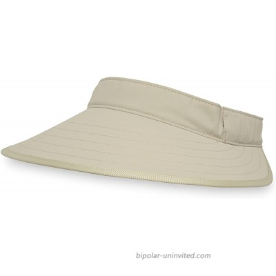 Sunday Afternoons Adult Sport Visor Cream One Size