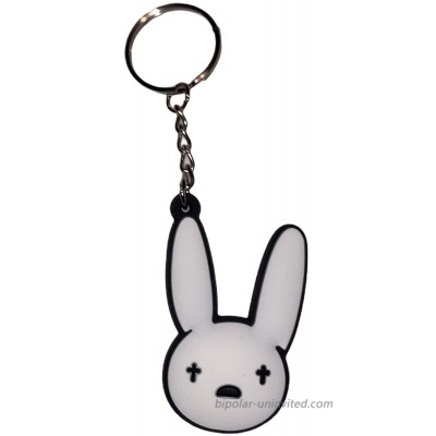 Bad Bunny Keychain at  Women's Clothing store