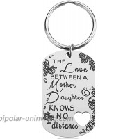 Mother's Day Gifts for Mom from Daughter - Mother Daughter Gifts Mom Keychain for Mother at  Women's Clothing store
