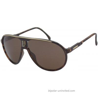 Carrera Champion S Pilot Sunglasses Brown Brown 62mm 12mm