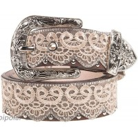 Angel Ranch 1 1 2 Brown Ladies' Fashion Belt at  Women's Clothing store
