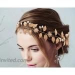 Azaleas Crystal Wedding Belt Sash Bridal Sash Belt Pearl Headband at Women's Clothing store