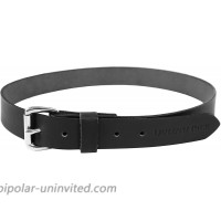 Duluth Pack Leather Belt at  Women's Clothing store