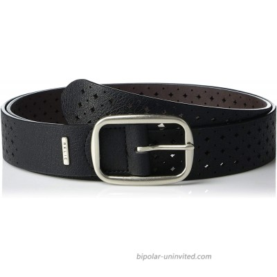 Relic by Fossil Women's Perforated PVC Belt at  Women's Clothing store