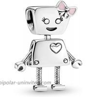 Pandora Jewelry Bella Bot Sterling Silver Charm