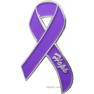 DANXYN Lupus Awareness Product Pin Gift for Women Also Alzheimer Pancreatic Cancer Thyroid Domestic Violence Awareness Brooch