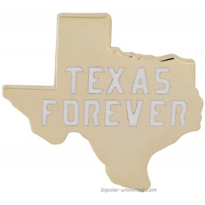 WizardPins Texas Forever High School Football State Outline Sitcom Enamel Pin– 10 Pins