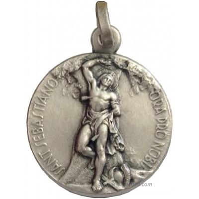 Saint Sebastian Medal - The Patron Saints Medals