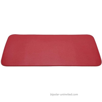Base Shaper compatible with Neverfull GM or Speedy 40 Smooth Microfiber Leather Base Shaper Red