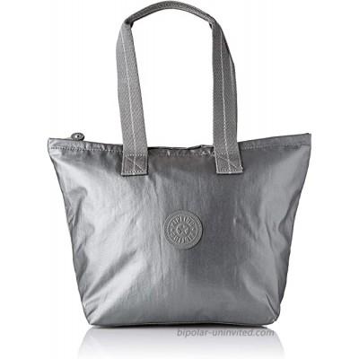Kipling Bag Organiser Grey Metallic Stony