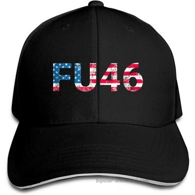 Ali Yee Fu46 Unisex Fashion Baseball Caps Adjustable Trucker Hats Sports Hat. Black at  Men's Clothing store
