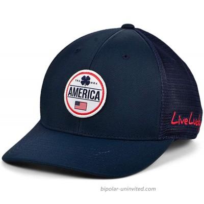 Black Clover Abraham Hat Navy at  Men's Clothing store