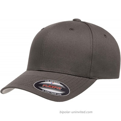 Flexfit unisex-adult mens Cotton Twill Fitted Cap at  Men's Clothing store