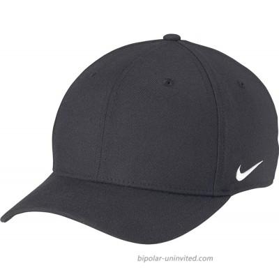 Nike Dri-FIT Swoosh Flex Cap Anthracite Small Medium
