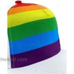 Rainbow All The Way Hat