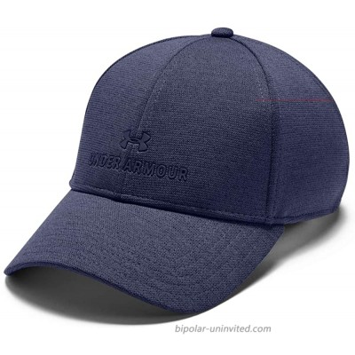 Under Armour Women's Armour Structured Cap Blue Ink 497 Blue Ink One Size Fits All