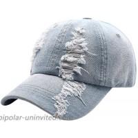 VOASTEK Baseball Cap Men Women Classic Adjustable Plain Baseball Hat Perfect for Running Workouts and Outdoor Activities