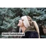 HW-6033-3-20a-062570 SOLID Headwrap Bundle - Black Ivory Charcoal 3 Pack
